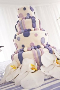 Matthew and Annies Wedding Cake