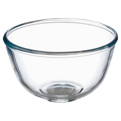 Heat Resistant Glass Bowl
